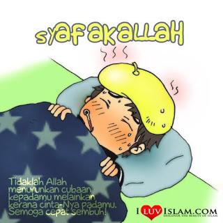 Ucapan Cepat Sembuh Syafakallah Dan Syafakillah Islam